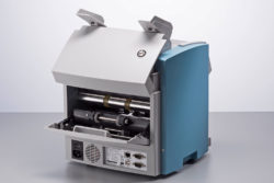 Contabanconote/Selezionatrice G+D BPS B1 Giesecke & Devrient aperta