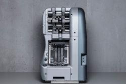 Contabanconote/Selezionatrice G+D BPS-C6 Giesecke & Devrient retro